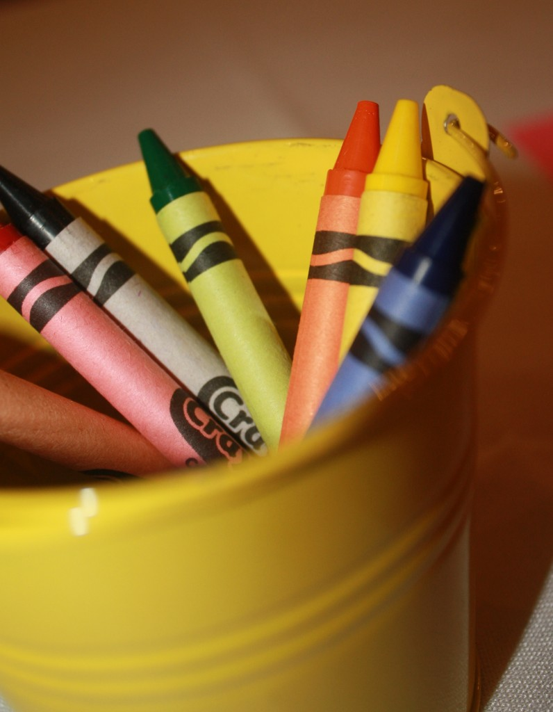 Life is a Bowl of Crayons