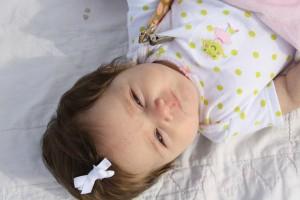So sweet little girl!