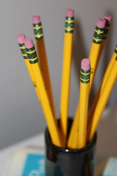 Favorite Pencils