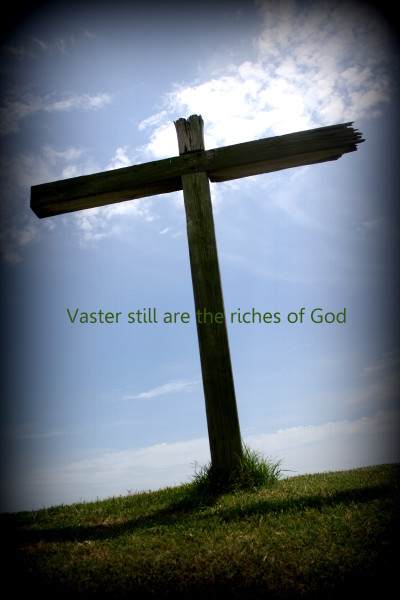 Riches of God