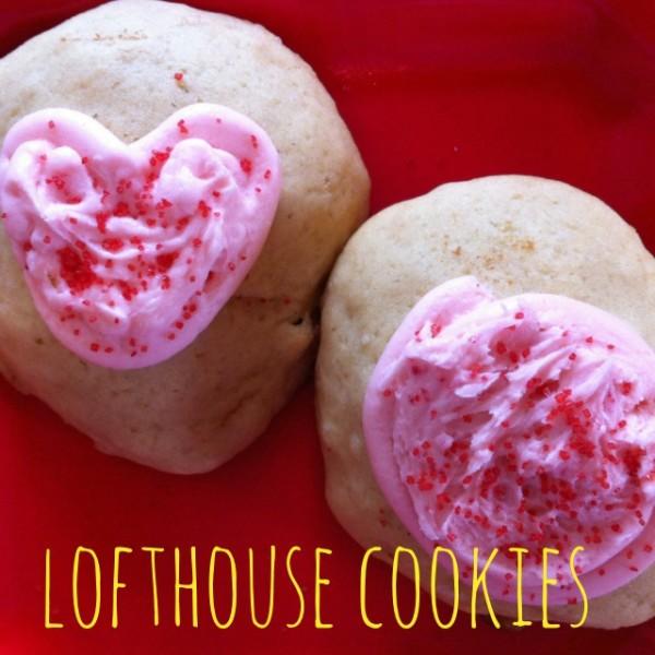 Buttercream cookies