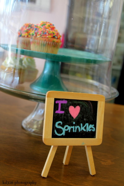 I heart sprinkles