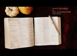 ESV Bible Giveaway