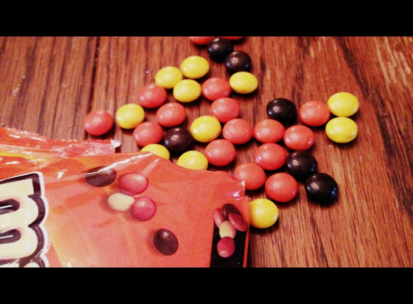 Reece's Pieces