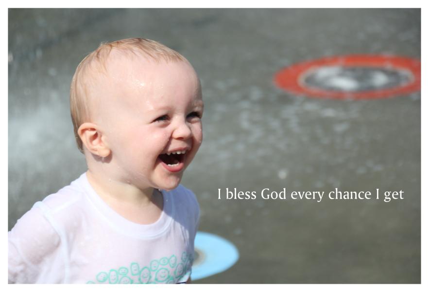 Glory and Grace Psalm 34