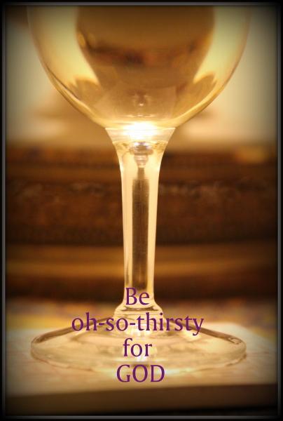 Drink God up!