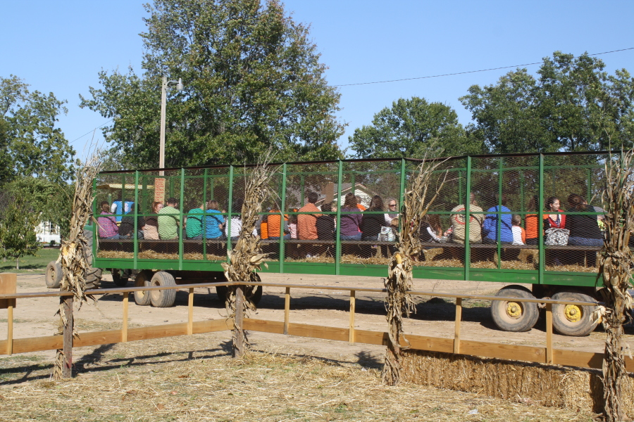 Hayride in North Little Rock