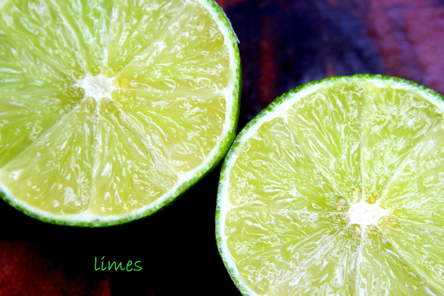 Limes & Menu Making