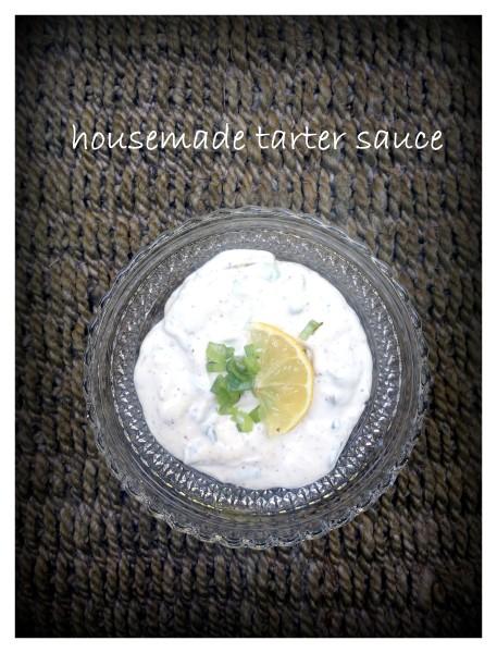Housemade Tarter Sauce