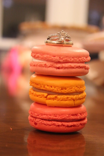 Macarons and Diamonds