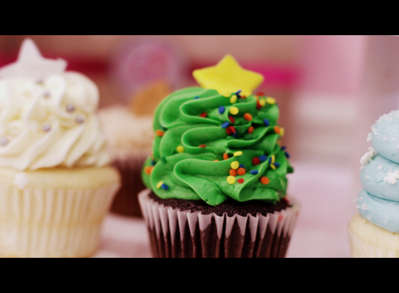 Gigi's Holiday Cupcakes