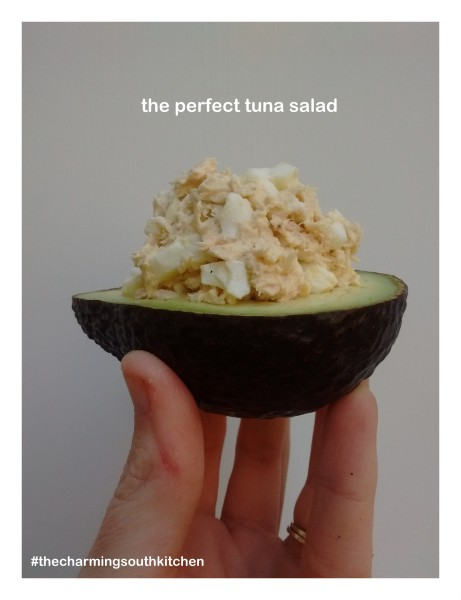 Tuna salad can be a go-to lunch any day of the week!