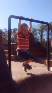 Swinging Boy
