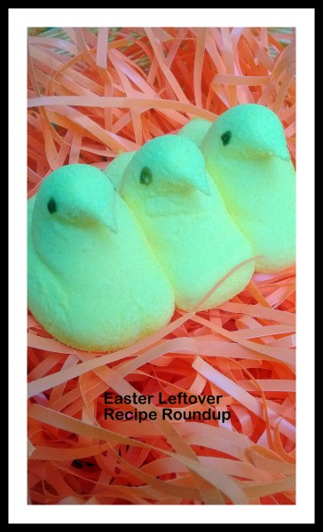 Easter Leftovers Recipe Roundup