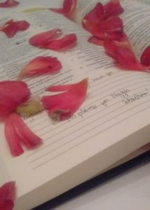 Journaling and Praying for Future Generations