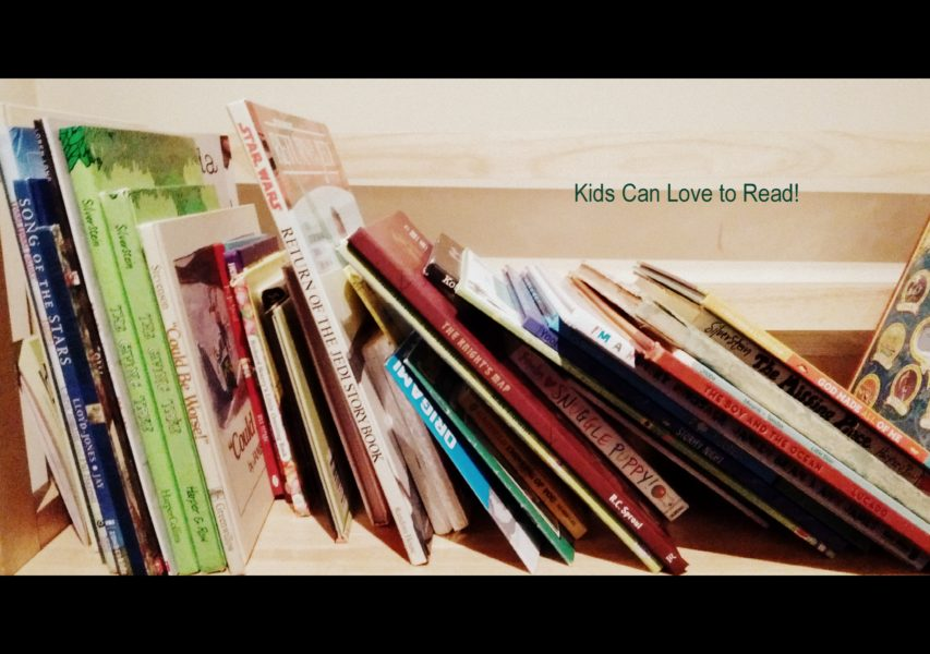 Kids Can Love to Read